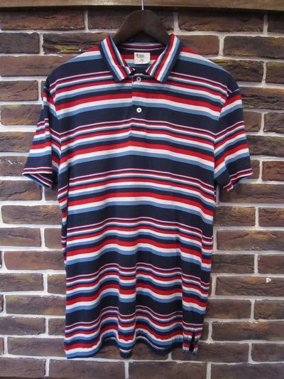 POLO BY RALPH LAUREN(ラルフローレン)S/S BORDER POLO SHIRTS