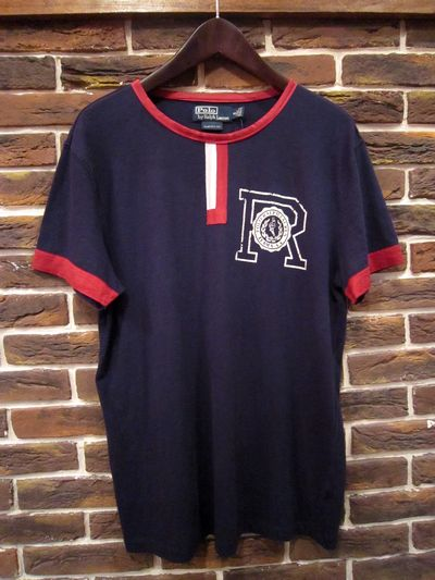 POLO BY RALPH LAUREN(ラルフローレン)S/S RINGER TEE