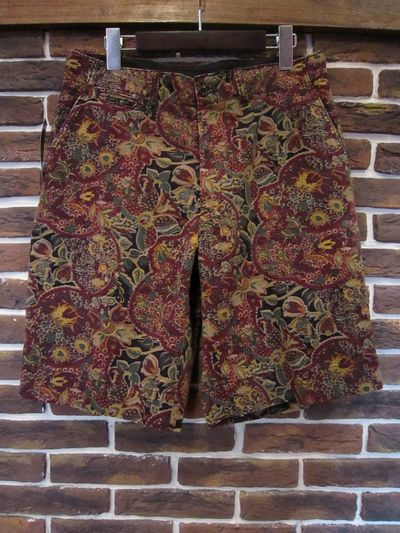 POLO BY RALPH LAUREN(ラルフローレン)FLORAL SHORT PANTS(花柄ショーツ)