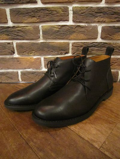 "POLO BY RALPH LAUREN(ポロ ラルフローレン)""WALLING FORD""CHUKKA BOOTS(チャッカブーツ)"