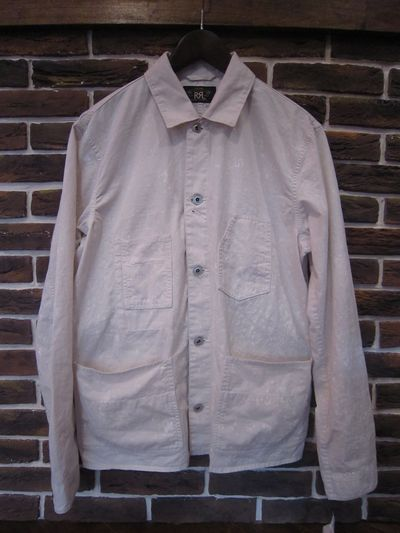 RRL(ダブルアールエル) H.B.T. COVERALL