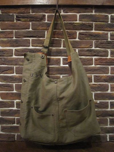 RRL (ダブルアールエル)BEDFORD TOTE(リメイクトートバッグ)