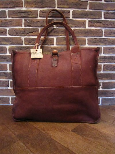 RRL (ダブルアールエル)LEATHER TOTE BAG(レザートートバッグ)