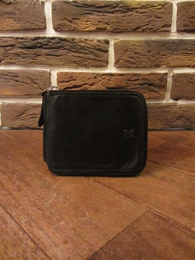 RRL(ダブルアールエル)LEATHER ZIP WALLET(2011,NEW TYPE ZIPレザー財布)