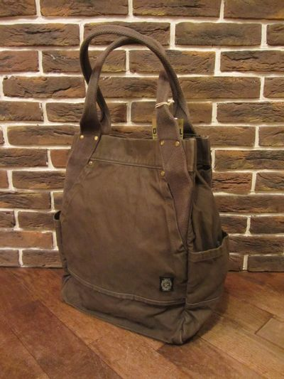 RRL (ダブルアールエル)DUCK TOTE BAG(ダックトートバッグ)