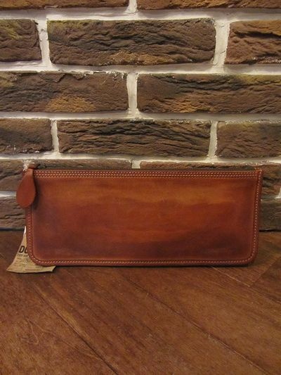RRL(ダブルアールエル)LEATHER POUCH(レザーポーチ)