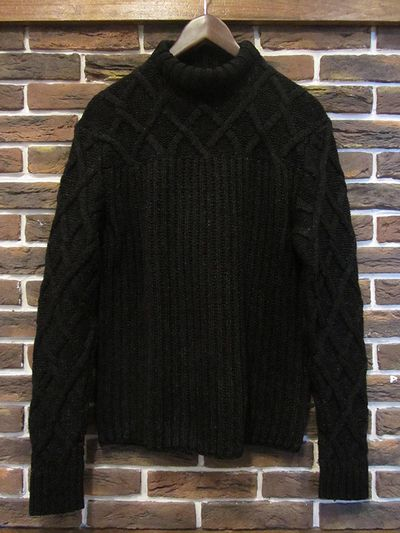RRL(ダブルアールエル)MOCNECK PULLOVER KNIT(モックニット)