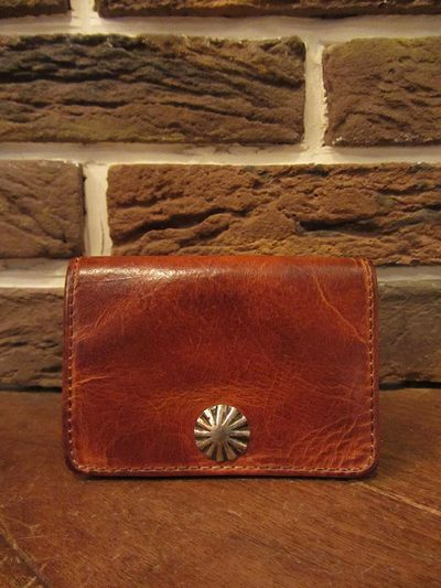 RRL (ダブルアールエル)CONCHO COIN POUCH(コンチョレザーコインポーチ)