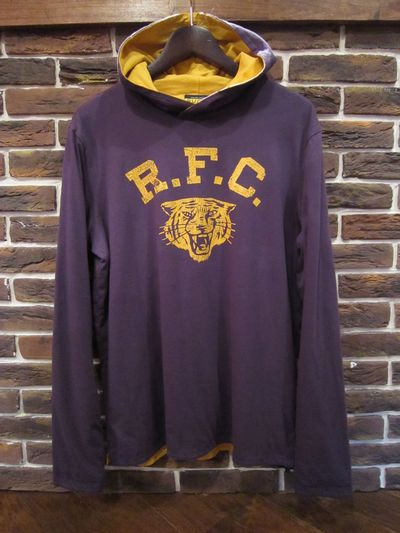 RUGBY(ラグビー) L/S DOUBLEFACE PARKA