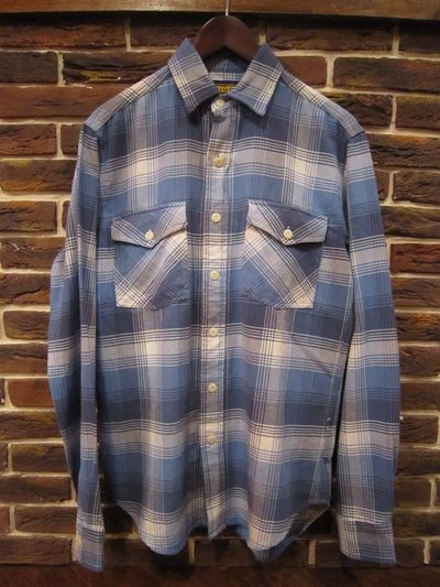 RUGBY(ラグビー)  L/S FLANNEL SHIRTS