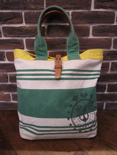 RUGBY(ラグビー)  CANVAS TOTE BAG
