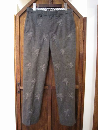 RUGBY(ラグビー) WOOL PANTS