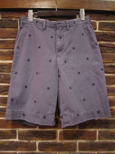 RUGBY(ラグビー)  CHINO SHORT PANTS