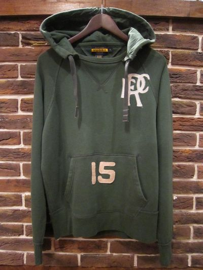 RUGBY(ラグビー)  AFTERHOOD PARKA