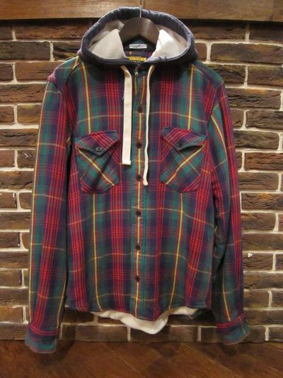 RUGBY(ラグビー) FLANNEL PARKA