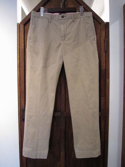 RUGBY(ラグビー) VINTAGE CHINO PANTS