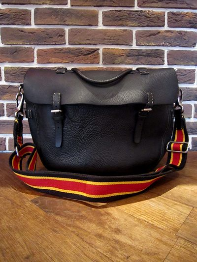 RUGBY(ラグビー)  LEATHER 2WAY BAG