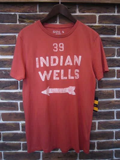 RUGBY(ラグビー)  S/S TEE(INDIAN WELLS)