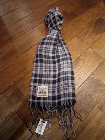 RUGBY(ラグビー)CHECK STOLE
