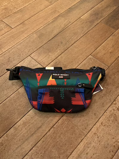 "POLO RALPH LAUREN(ラルフローレン)POLO SPORTS ""BEACON"" WAIST BAG"