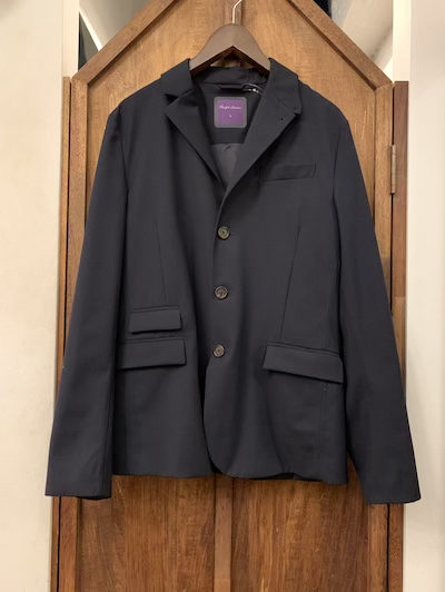 "POLO RALPH LAUREN(ラルフローレン)SOLDEN UNLINED JACKET""NAVY""(3Bスポーツコート)"