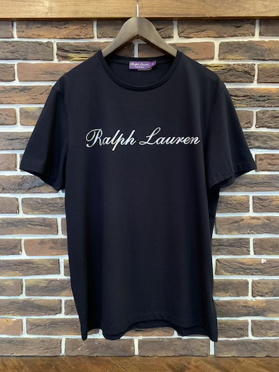 "POLO RALPH LAUREN(ラルフローレン)LOGO TSHIRTS ""MADE IN ITALY""(ロゴTシャツ)"