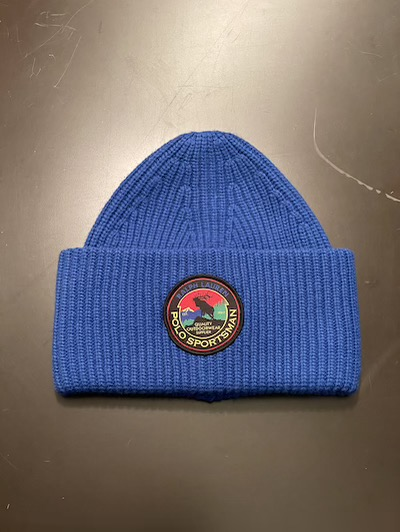 "POLO RALPH LAUREN(ラルフローレン)POLO SPORTSMAN WATCH CAP ""GREEN"""