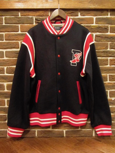 "POLO RALPH LAUREN(ラルフローレン)""STUDIUM COLLECTION""PWING VARSITY JACKET(PWINGジャケット)"
