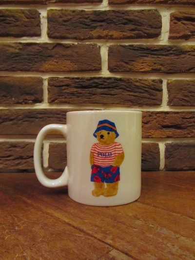 POLO RALPH LAUREN(ラルフローレン)POLO BEAR COFFEE MUG(マグカップ)