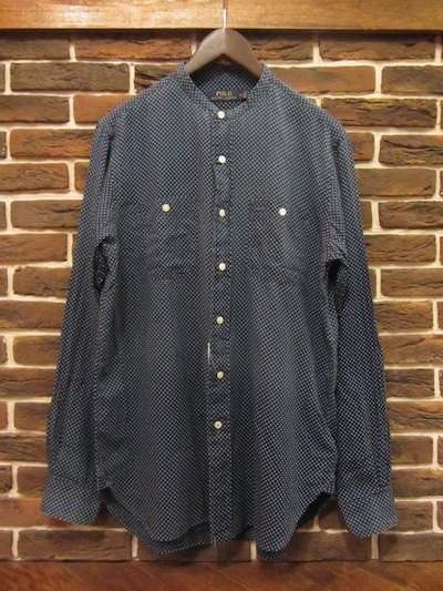 "POLO RALPH LAUREN(ラルフローレン)POLKA DOT SHIRTS""DETCHABLE COLLAR""(ポルカドットシャツ)"