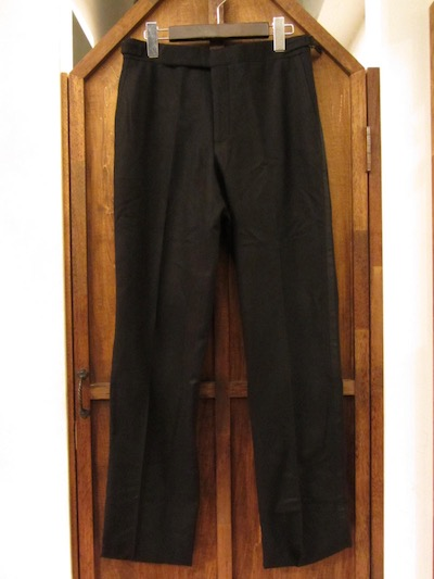 "POLO RALPH LAUREN(ラルフローレン)DILLON WOOL TROUSER""MADE IN ITALY""(ウールトラウザー)"