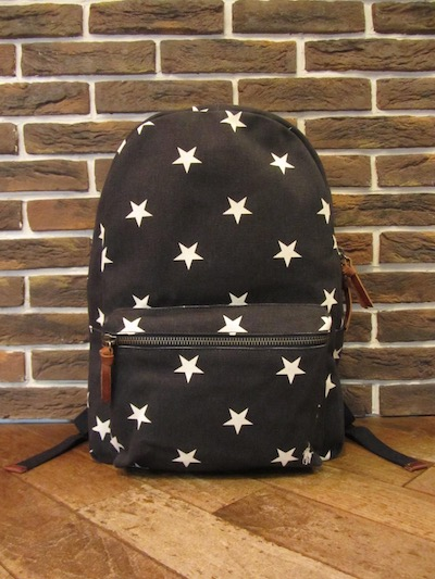 POLO RALPH LAUREN(ラルフローレン)STAR CANVAS BACKPACK(スターバックパック)