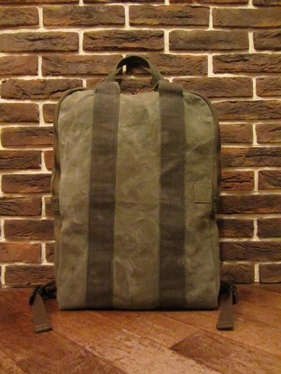 RRL (ダブルアールエル)PETERSON BACKPACK (パターソンバックパック)