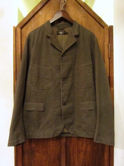 RRL (ダブルアールエル)WILLIAMSON BLAZER(WILLIAMSONブレザー)