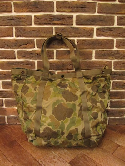 RRL (ダブルアールエル)PACKABLE CAMO TOTE(フロッグカモパッカブルトート)