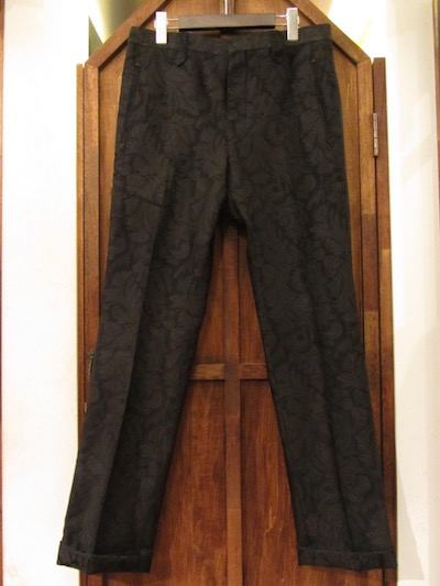 "RRL (ダブルアールエル)TUXEDO TROUSER""MADE IN ITALY""(タキシードトラウザー)"
