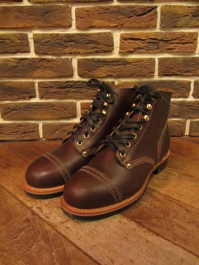 "RRL (ダブルアールエル)""WYTHE "" BOOTS ( ""WYTHE "" ブーツ)"