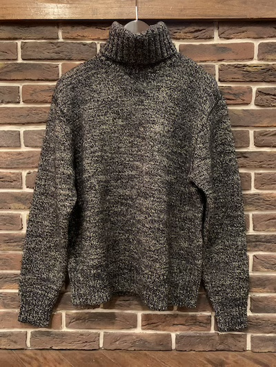 RRL (ダブルアールエル)TURTLENECK SWEATER