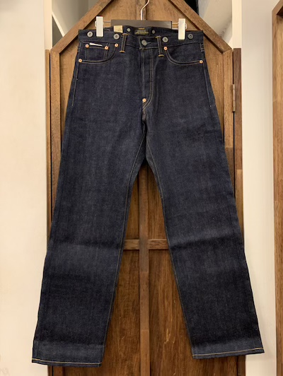 RRL (ダブルアールエル)BUCKLEBACK 1927 11.75oz RIGID JEANS